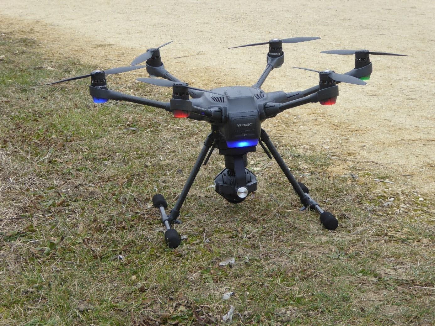 drone constat d'huissier