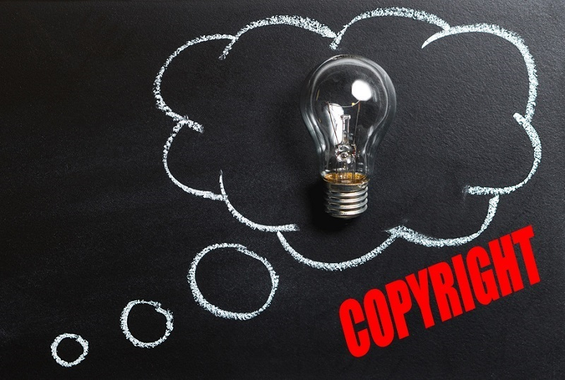 copyright création de l esprit